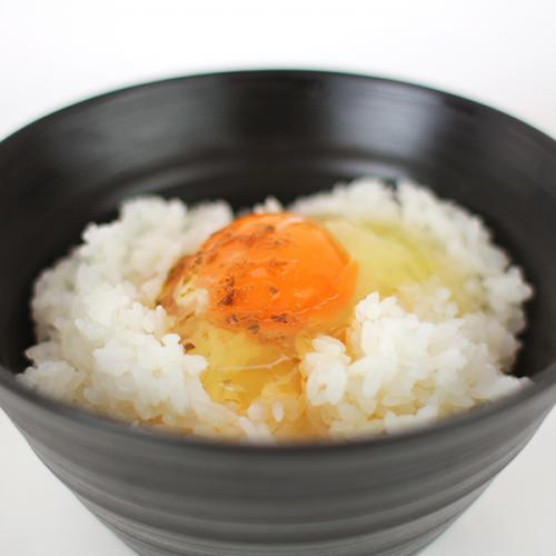 ぴっぷ小ねぎ醬油の卵かけご飯(TKG)