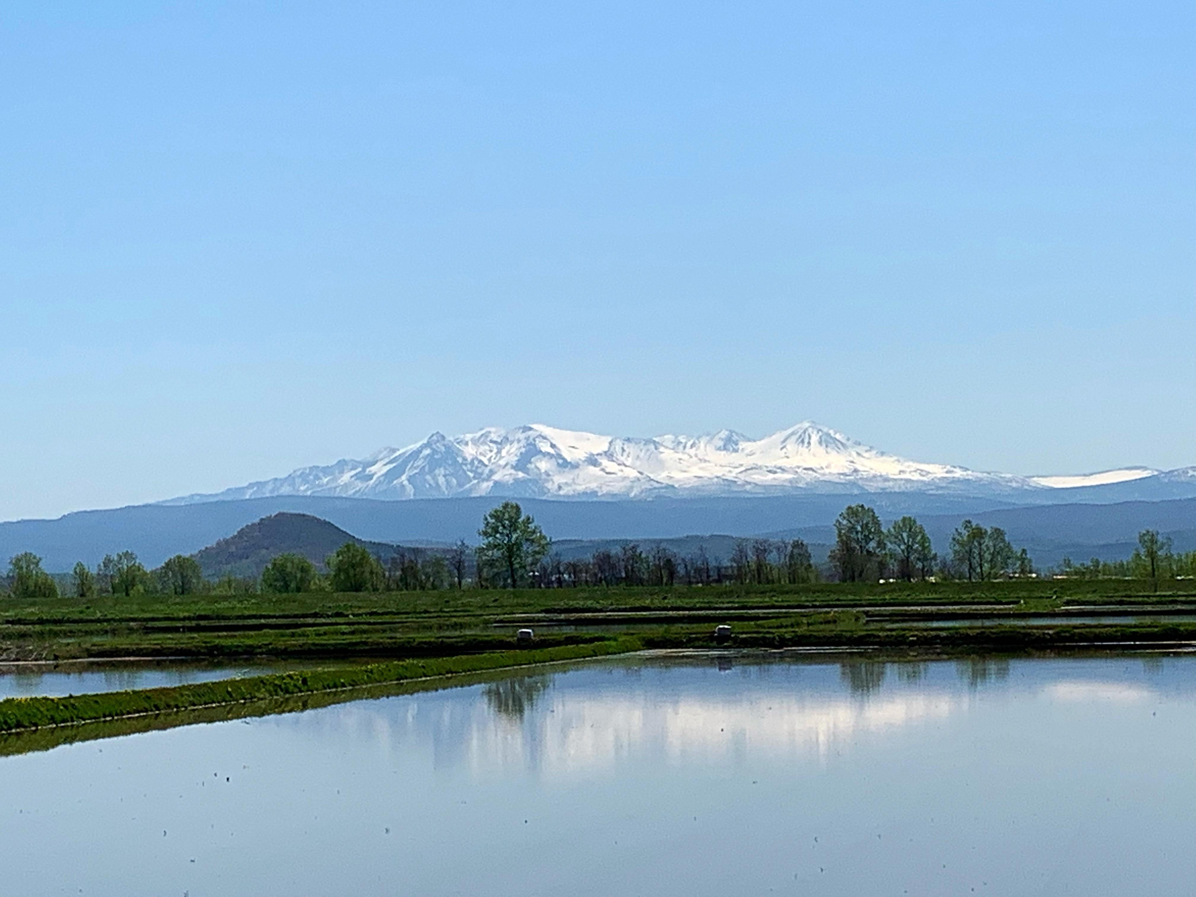 2019.5.14午前10時前の大雪山
